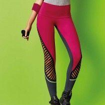 Legging Emana Luxury CAJUBRASIL Energyfit Verão Activewear