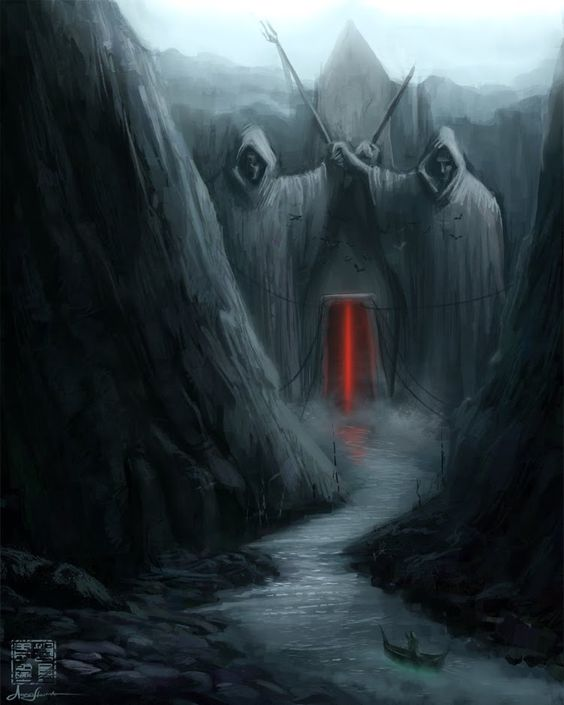 Les Passeurs Du Styx