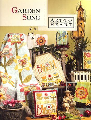Art to Heart - Garden Song Book