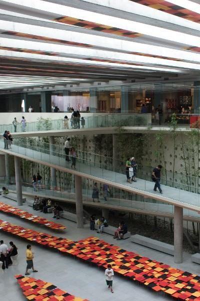 Centro Cultural Palacio de la Moneda und Plaza de la Ciudadanía - Santiago - Lohnt es sich?