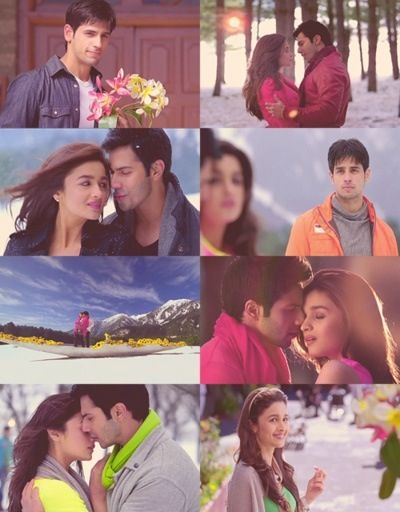 ishq wala love song from the movie student of the year