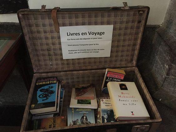Livres en Voyage Rochefort