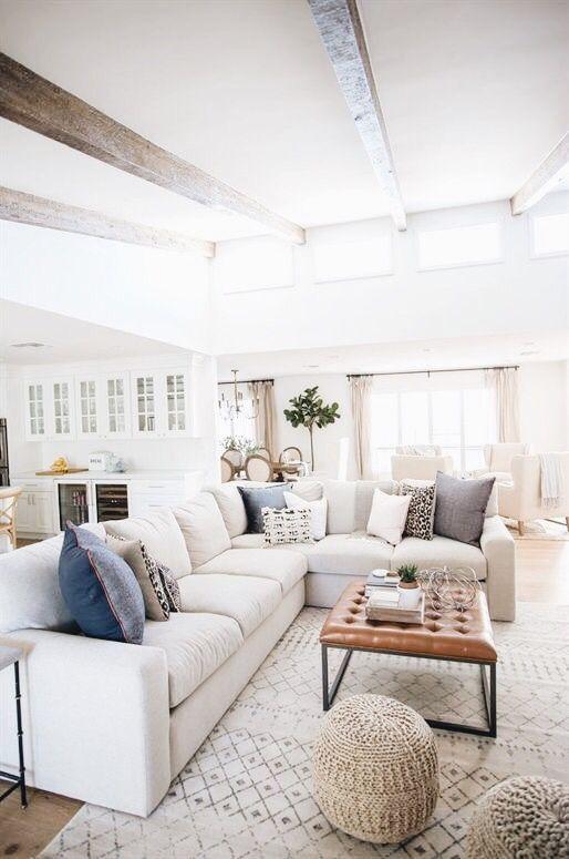 Light And Airy Minimalist Living Room Cottage Style Living Room Living Room Decor Neutral Living Room Sofa Design