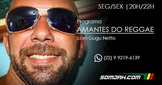 Amantes do Reggae tá no ar somjah.com/amantesdoreggae  Apoio: Doctor Surf | Fly Sports | Rahsta Wear | Via Nova Telecom http://somjah.com/amantesdoreggae