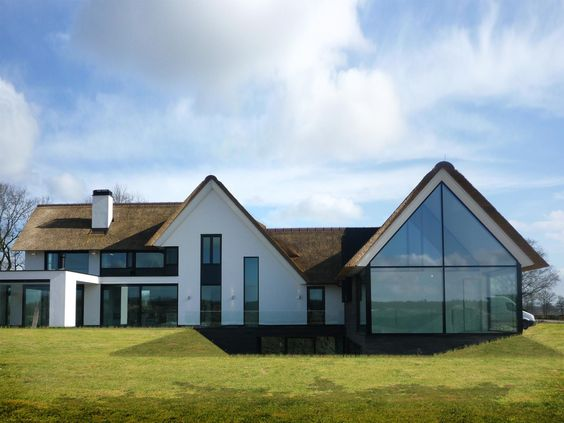 Maas Architecten » woonhuis raalte