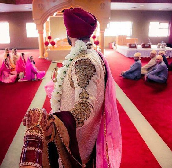 a must! #followmeto Sikh wedding photoshoot