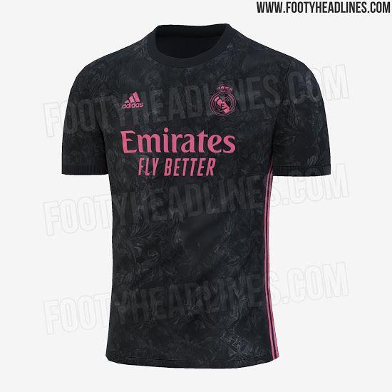 Real Madrid 3rd Jersey 20 21 In 2020 Real Madrid Real Madrid Third Kit Real Madrid Crest