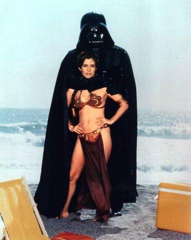 Direto de 1983: Carrie Fischer fez fotos de divulgação para 'Star Wars'   Virgula