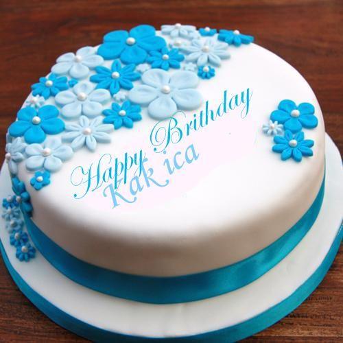 Phenomenal Write Name On Happy Birthday Cake Happy Birthday Cake Pictures Personalised Birthday Cards Fashionlily Jamesorg