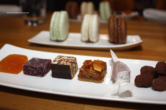 Sherman's Food Adventures: Paul Croteau Confections Chocolate Tasting