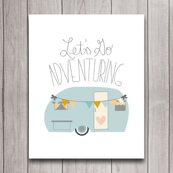 Gifts wanderlust and trailers on pinterest for Baby shower wall mural