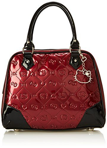 Hello Kitty Berry Embossed Pattern with Dog Clip Shoulder Bag, Multi, One Size Hello Kitty http://www.amazon.com/dp/B00P6QMOUC/ref=cm_sw_r_pi_dp_hlsrwb1GNKP75