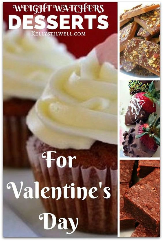 Best Ever Weight Watchers Desserts for Valentine's Day - Food Fun & Faraway Places
