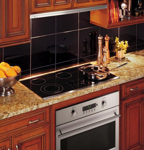 Picture Of Under Cooktop Kitchen Drawers: Wall Oven Under Cooktop