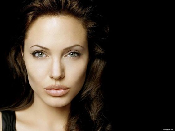 Angelina Jolie - Eccentric but talented :)