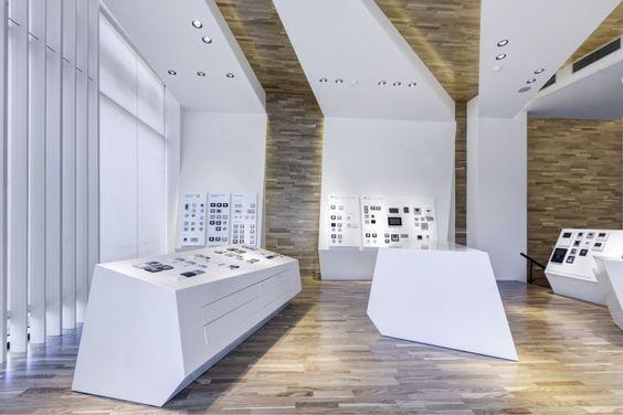 Legrand Innoval showroom by Golden Ratio, Athens – Greece » Retail Design Blog