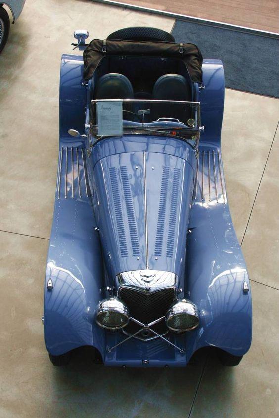 1937 Jaguar SS 100