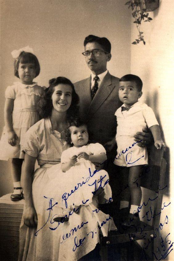 Erisson Michiles e família.