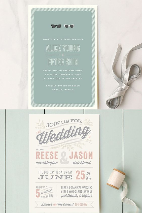 Humorous and funny wedding invitations wording that will make your guest more excited about the up coming event.