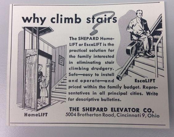 Home Elevator by Shepherd in Cincinnati