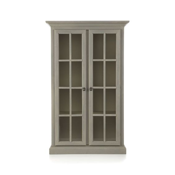 Vitrine Cabinet | Knots, Warm and Lighter
