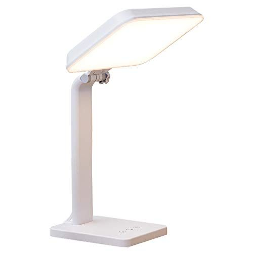 Special Offers Theralite Aura Bright Light Therapy Lamp 10000 Lux Led Lamp Sun Lamp Mood Light To Fight Low Energ In 2020 Light Therapy Lamps Therapy Lamp Sun Lamp
