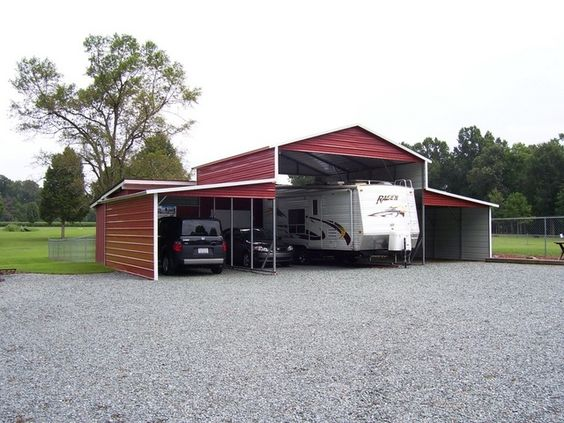 Barn RV Utility Photo Gallery | Barn RV Utility Picture Gallery