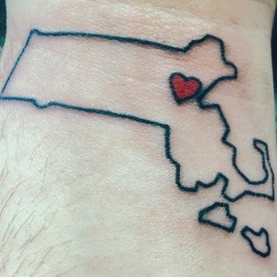 I was born and Raised in Southie (South Boston, Massachusetts). It is a huge part of who I am. Boston is my home. Boston is my city. Boston is my people. For a long time I have desired a Boston related tattoo and the events of 4/15/2013 just pushed the date up. I got it done by Josh at Living Arts in New Hope, PA. Now, no matter where I am, I will always have Boston with me!