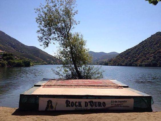 #festivalrockdouro2014 #sradaribeira #carrazedadeansiaes #douro #riodouro by festivalrockdouro