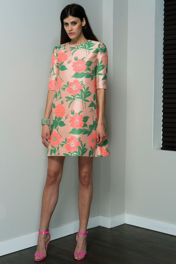 Barbara Tfank | Resort 2015 Collection | Style.com