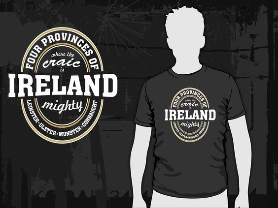 4 Provinces - SíosBóx T-Shirts  - 3