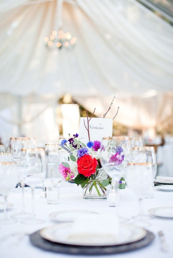 tent perfection + chandelier