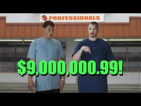 Funny Commercial Ft. Blake Griffin, Kevin Love, Tyson Chandler, Ron Artest #nba #lockout #blakegriffin #kevinlove #tysonchandler #ronartest #mettaworldpeace