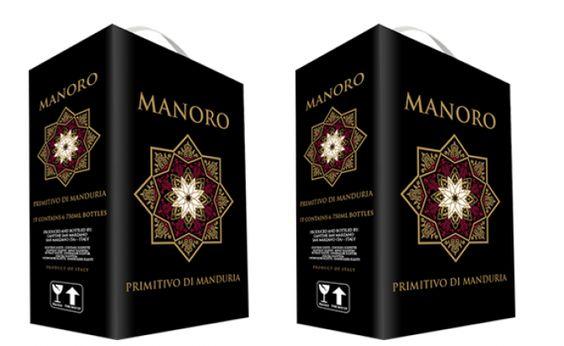 Rượu Vang Manoro 13,5% - Bịch 3000ml - Rượu Vang Nhập Khẩu