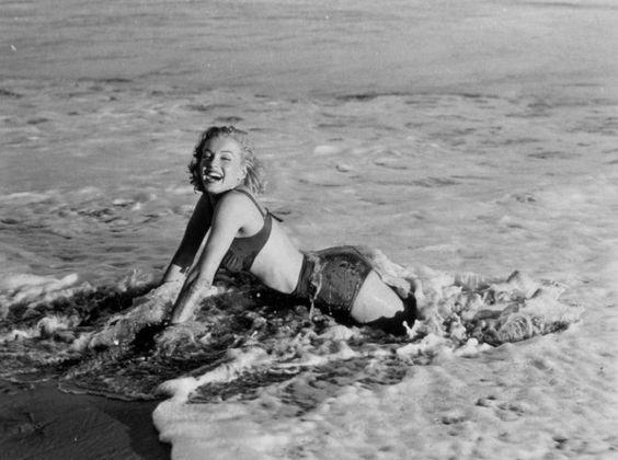 Marilyn Monroe by Laszlo Willinger-1951
