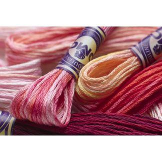 Hilo Mouliné Variation para bordar 417F - Mouliné Color Variations - DMC