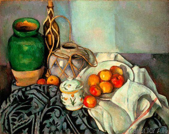Paul Cézanne - Nature morte