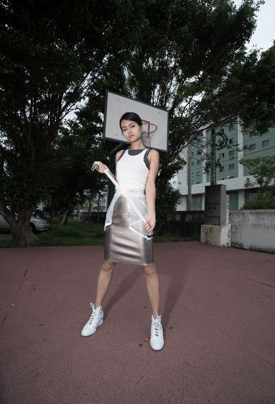 Awesone ways to Wear Sneakers and look feminine