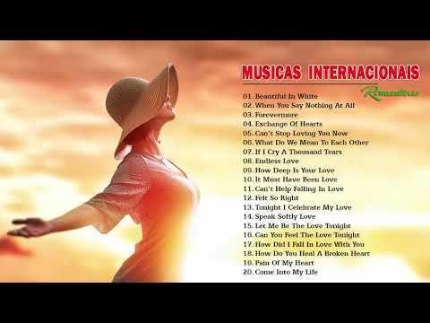 As Musicas Mais Romanticas De Todos Os Tempos Musicas Romanticas
