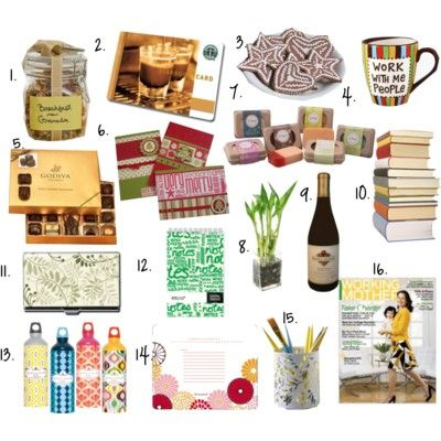 Office gifts offices and holiday on pinterest for Top 10 practical christmas gifts