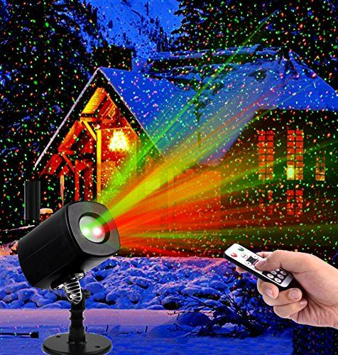 Led Projector Light Star Laser Landscape Projector Light Waterproof Outdoor Garden Spotlight For Christmas Party Disco Replacement Service Christmas Light Projector Laser Christmas Lights Best Christmas Lights