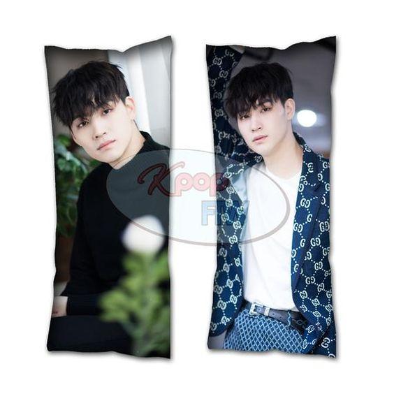 Kpop Got7 JUS2 Jaebum Body Pillow Style