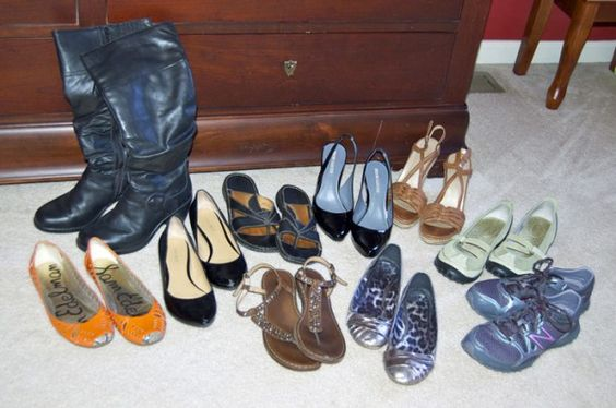 Fashion Friday | Building a Shoe Wardrobe