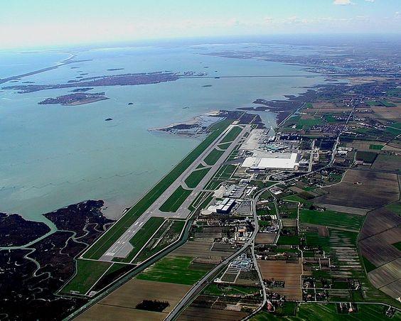 AEROPORT MACO POLO VENISE | chapter 70