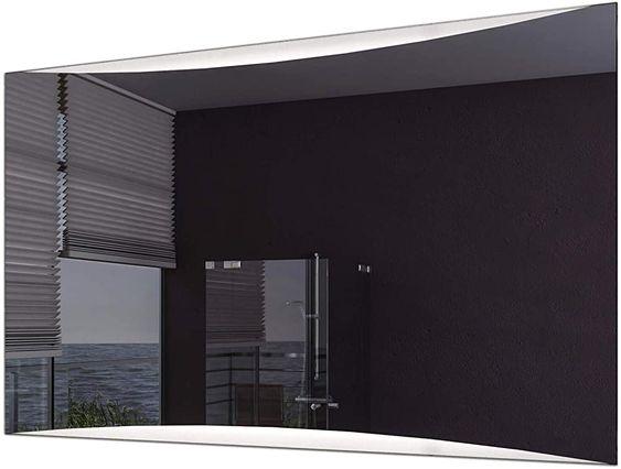 Schreiber Design Led Badspiegel Mit Beleuchtung Voyage 4000k Neutralweiss 80 Cm Breit X 60 Cm Hoch Licht Oben Unten Geschenksa Badspiegel Beleuchtung Spiegel