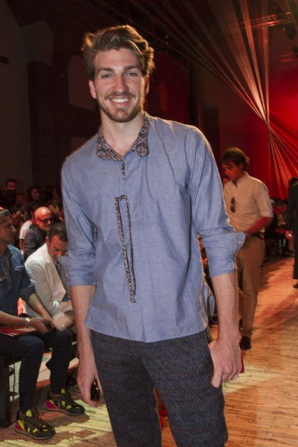 Special Guest Missoni Menswear Spring Summer 2014
