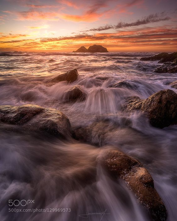 Sutro Spash by Jonathan_Mitchell. Please Like http://fb.me/go4photos and Follow @go4fotos Thank You. :-)