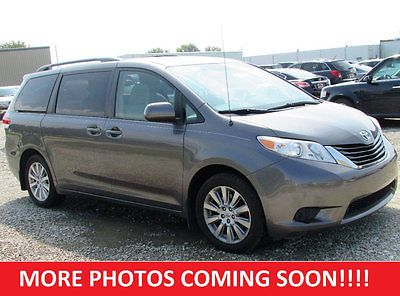 cool 2012 Toyota Sienna LE AWD Bucket Seats V6 18 Alloy Wheels - For Sale