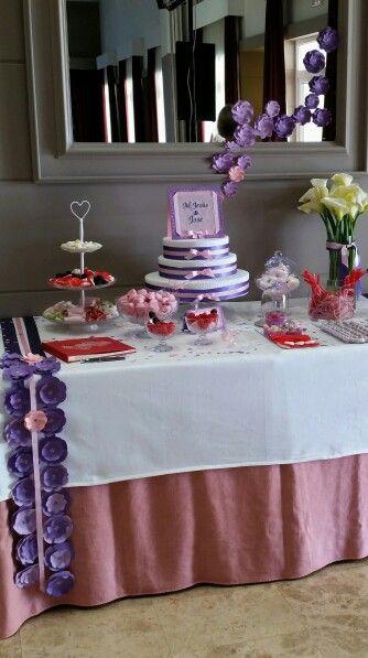 Mesa dulce en lila -lasmesitasdeanadyblogst.com