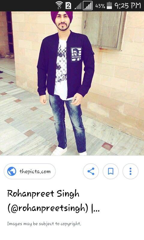 Pin By Sakshi Singh Armaanian On Rohanpreet Singh Rising Star Season 2 Love You Rohan Lol Mr Cutie For Me My Of Winner Rising Star